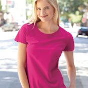 Ladies' Heavy Cotton HD™ Short Sleeve T-Shirt