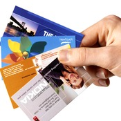90mm x 50mm Business Card