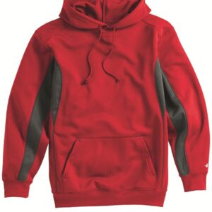 Drive Performance Fleece Hooded Pullover Thumbnail