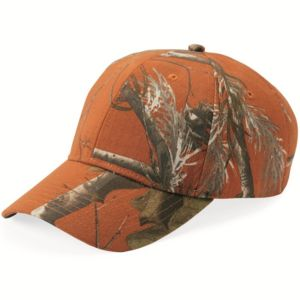 Structured Camo Cap Thumbnail