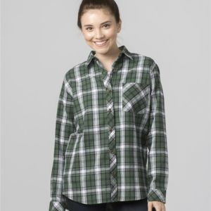 Women's Flannel Shirt Thumbnail